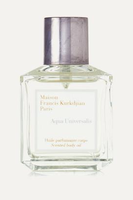 Francis Kurkdjian Aqua Universalis Body Oil, 70ml - one size