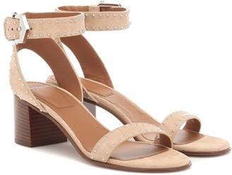 Givenchy Elegant 60 studded suede sandals