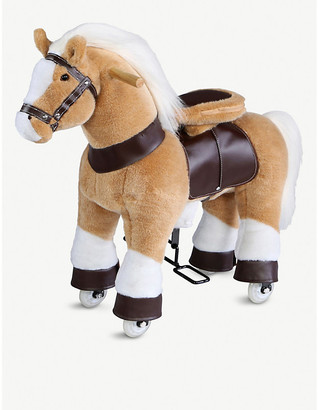Selfridges Ride-on pony soft toy 70cm x 55cm