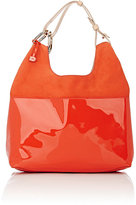 Delvaux Women's Givry With Me Shoulder Bag-RED