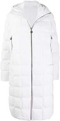 Ienki Ienki Hooded Puffer Coat