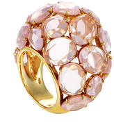 Pomellato 18K Quartz Ring