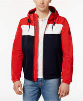 Tommy Hilfiger Men's Big & Tall Brewer Windbreaker