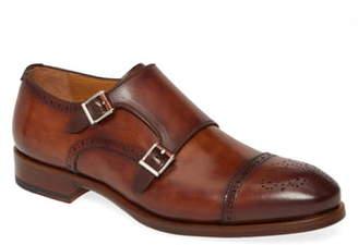 Magnanni Kenton Double Monk Strap Shoe