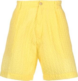 Walter Van Beirendonck Pre-Owned Korova shorts