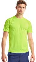 Aeromesh crewneck t-shirt