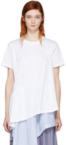 Opening Ceremony White Sofia Tunic T-Shirt