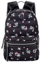 Moncler New Georgette printed backpack