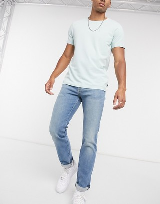 Levi's 511 slim fit Sunbath jeans in mid wash