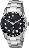 Victorinox Men's 241494 Dial Chronograph Watch