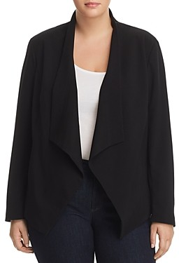 MICHAEL Michael Kors Draped Open-Front Jacket