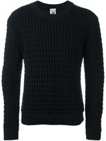 S.N.S. Herning Human Crew Neck - men - Merino/Virgin Wool - L