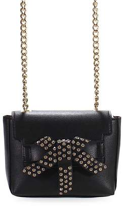 Ermanno Scervino Desiree Black Crossbody Bag