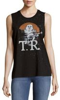True Religion BF Muscle Cotton Graphic Tee