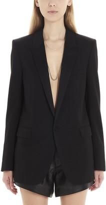 Saint Laurent Tube Tuxedo Jacket