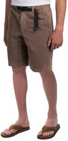 Gramicci Rockin' Sport Shorts - Cotton, Flat Front (For Men)