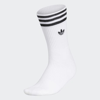 adidas 3-Stripes Welt Mid-Crew Socks