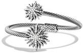 David Yurman Starburst Open Bracelet with Diamonds