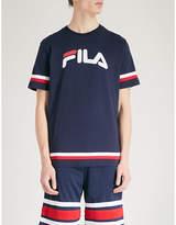 Fila Logo-print cotton-jersey T-shirt