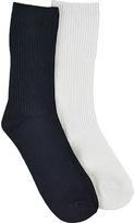 Muk Luks Men's Athletic/Casual Crew Sock Pack (4 Pair)