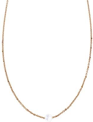 Sethi Couture Rose-Cut Diamond Pendant Necklace