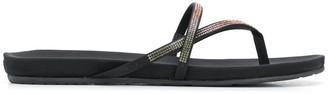 Pedro Garcia Giulia flat sandals