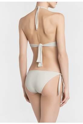 La Perla Conchiglia Triangle Bikini Top