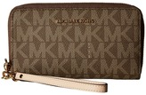 MICHAEL Michael Kors Jet Set Item Lg Flat Mf Phn Case