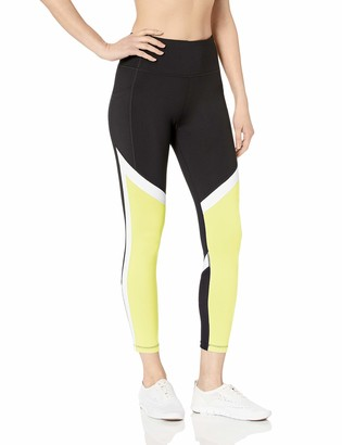 Calvin Klein Women's Colorblock Tight with Back Mesh Inset