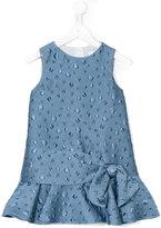 Versace jacquard dress