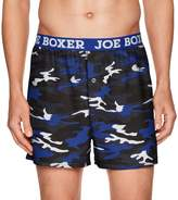 Joe Boxer Men's Underwear Camo Loose Boxer