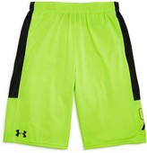 Under Armour Boys' Mesh Tech Sun Protection Shorts