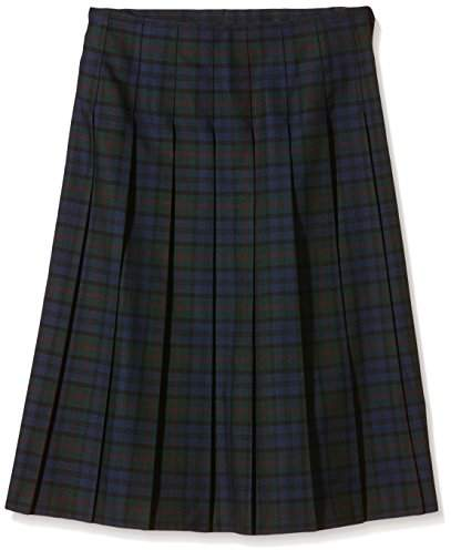 Trutex Girl's GST-JUB-L24-W24 SNR Tartan Kilt Checkered Skirt,(Manufacturer Size:24)