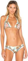 Maaji Boogie Pineapple Bikini Top