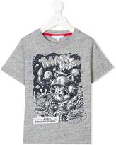 Little Marc Jacobs space print T-shirt