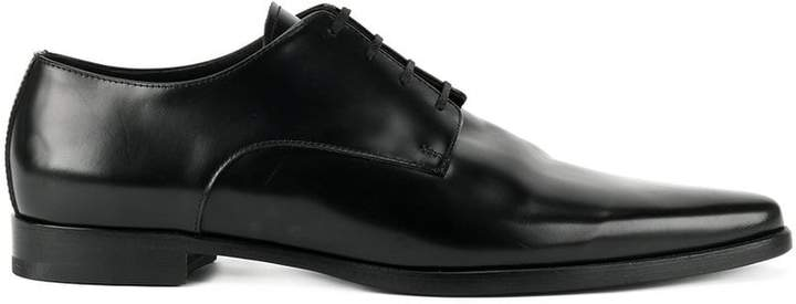 DSQUARED2 pointed derby shoes