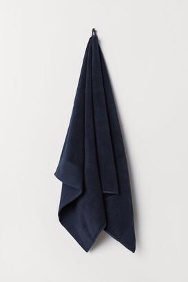 H&M Bath Towel - Blue