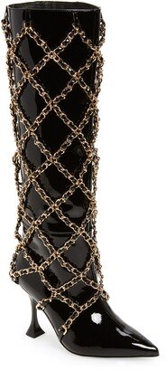 Jeffrey Campbell Jeffery Campbell Armor Caged Boot