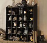 Pottery Barn Cubby Organizer - Black