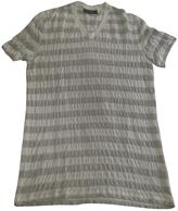 Givenchy Grey Cotton Top