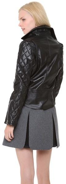 J.W.Anderson Leather Biker Jacket