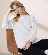 LOFT Lou & Grey Ribaround Sweater Tunic