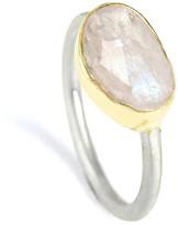 Nina Nguyen Jewelry - Syrena Moonstone Vermeil Ring