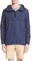 Saturdays Nyc Men's 'Jackson' Half Zip Hooded Jacket
