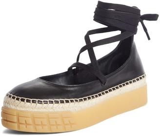 Prada Platform Ballerina Shoe