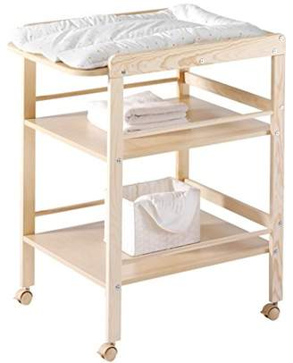 Schardt Changing Table Nature with Upper Changing Unit