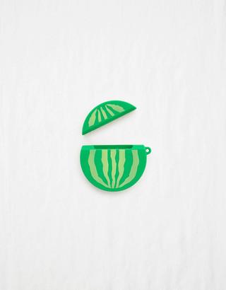 aerie Atny Silicone Watermelon AirPod Case