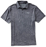 Under Armour Golf Utility Print Playoff Polo Shirt