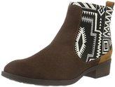 Desigual Women's Navajo Boho Chelsea Boots