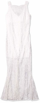 Marina Women's Lace Gown Ivory 4